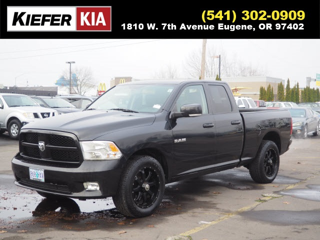 Pre-Owned 2010 Dodge Ram 1500 Sport