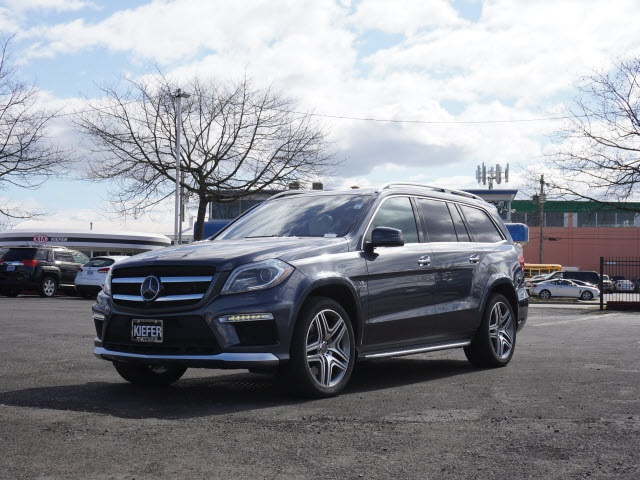 Pre-Owned 2014 Mercedes-Benz GL-Class GL 63 AMG®
