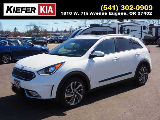 Buy a New 2019 Kia Niro Touring with $0 Down and No Payments for 120 Days!