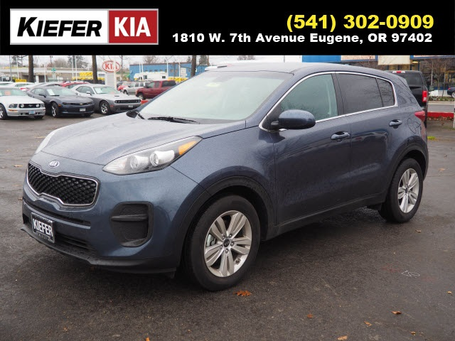 Buy a New 2019 Kia Sportage LX for $0 Down and No Payments for 120 Days!